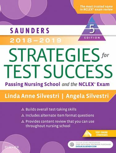image of Saunders 2018-2019 Strategies For Test Success