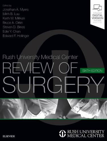 image of Rush University Medical Center Review Of Surgery