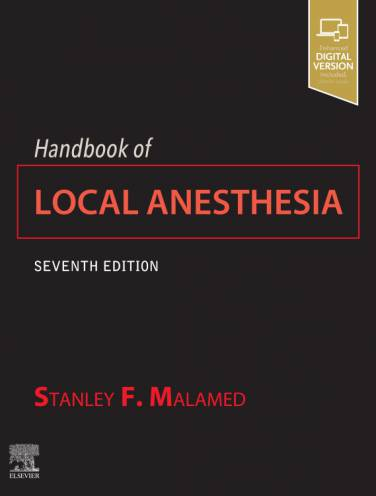 image of Handbook Of Local Anesthesia