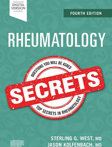image of Rheumatology Secrets