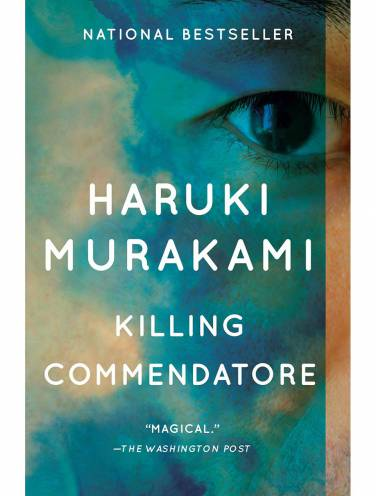 image of Killing Commendatore