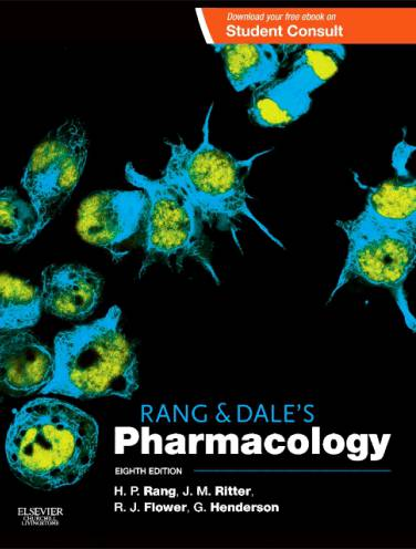 image of Rang + Dales Pharmacology