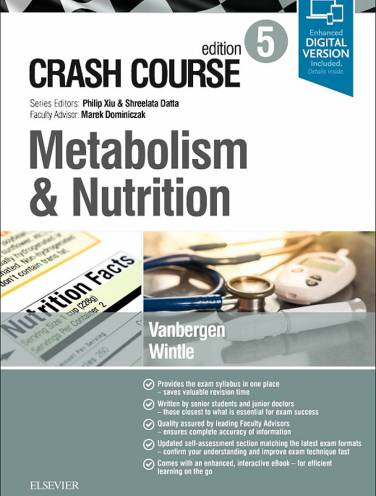 image of Crash Course Metabolism And Nutrition