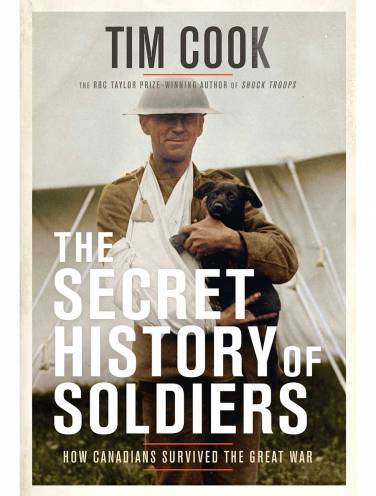 image of Secret History Of Soldiers
