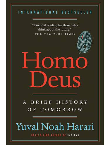 image of Homo Deus