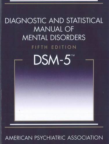 image of Dsm 5 Diagnostic Statistical Manual Of Mental Disorders