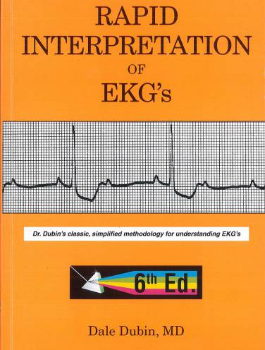 image of Rapid Interpretation Of Ekgs *Nr*