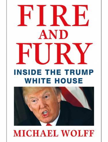 image of Fire And Fury