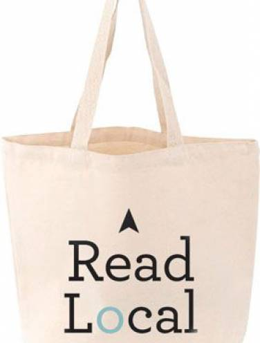image of Read Local Tote Bag