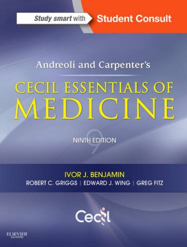 image of Andreoli And Carpenters Cecil Essentials Of Medicine *Dam*Op