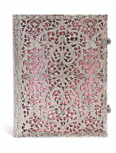 image of Blush Pink Ultra Lined Journal