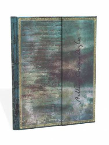 image of Conan Doyle Sherlock Holmes Ultra Lined Journal