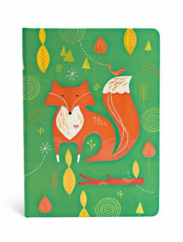 image of Mister Fox Lined Journal