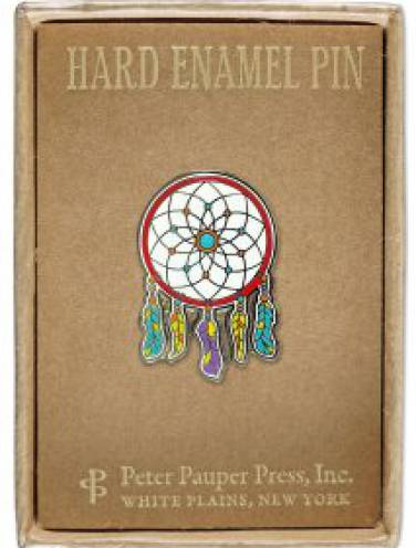 image of Dreamcatcher Pin