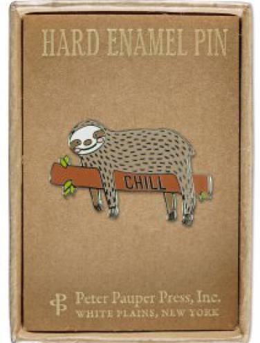 image of Sloth Pin