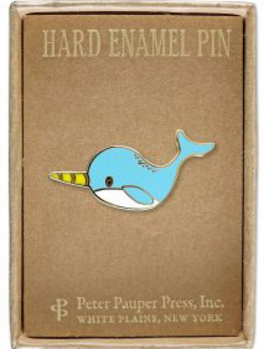 image of Narwhal Pin