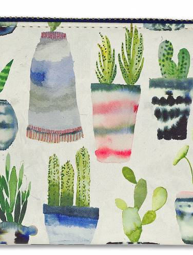 image of Succulents Pencil Pouch