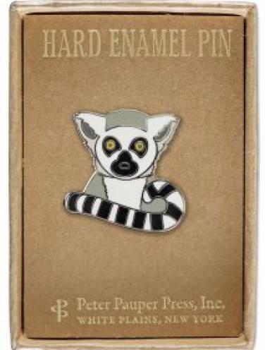 image of Lemur Pin