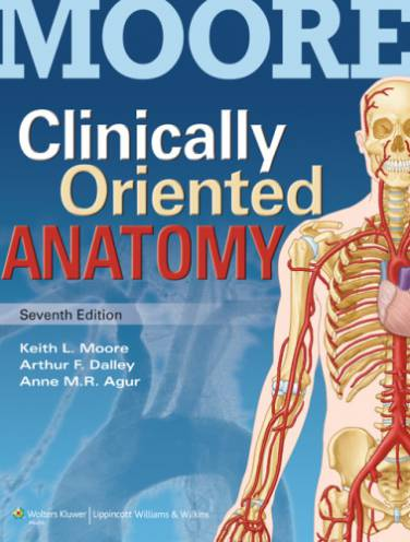 image of Clinically Oriented Anatomy *op