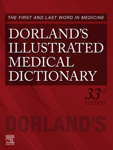 image of Dorlands Illustrated Medical Dictionary