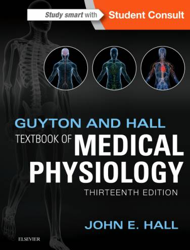 image of Guyton + Hall Textbook Of Medical Physiology