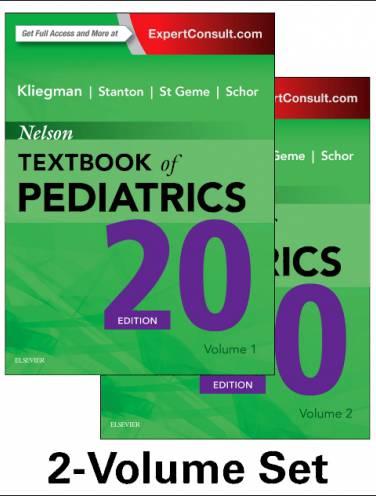 image of Nelson Textbook Of Pediatrics 2 Vol Set