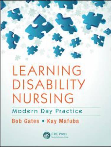 image of Learning Disability Nursing Modern Day  *Damaged*