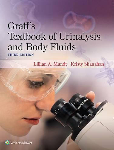 image of Graffs Textbook Of Urinalysis + Body Fluids