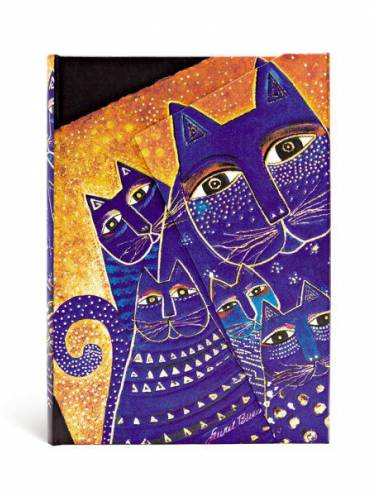 image of Mediterranean Cats Lined Journal