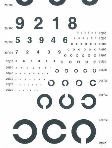 image of Vision Pocketcard Set
