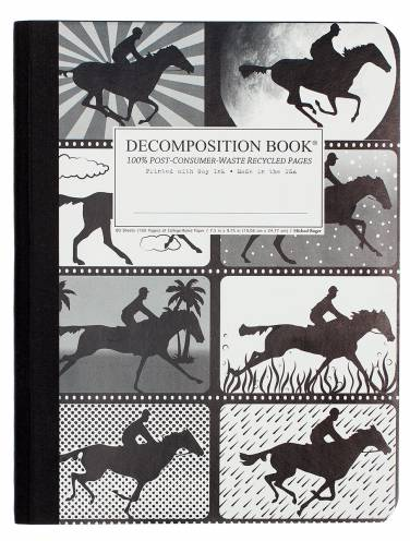 image of Giddyup Decomposition Ruled Book