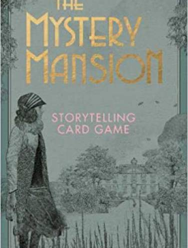 image of Mystery Mansion Storytelling Card Game