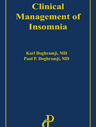 image of Clinical Management Of Insomnia *Nr*