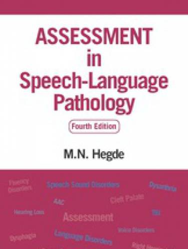 image of Hedges Pocket Language Asssessment In Speech Language Path