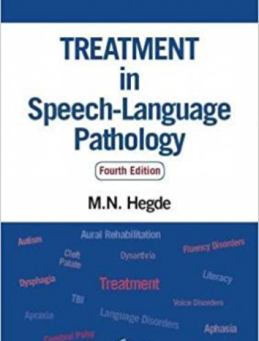 image of Hedges Pocket Guide To Treatment In Speech Language Patholog