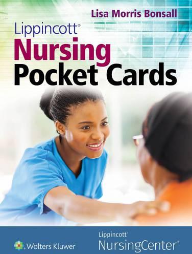 image of Lippincott Nursing Pocket Cards  *Damaged*