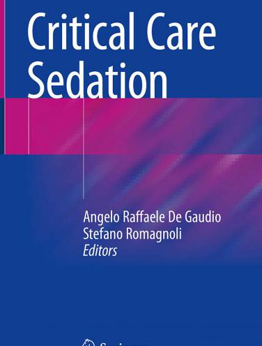 image of Critical Care Sedation