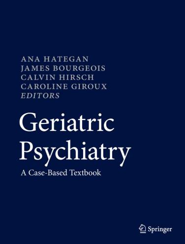 image of Geriatric Psychiatry
