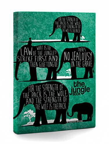 image of Jungle Book Notebook  *Op*
