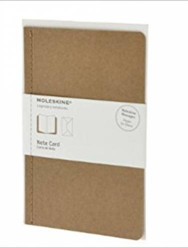 image of Pocket Kraft Notecards