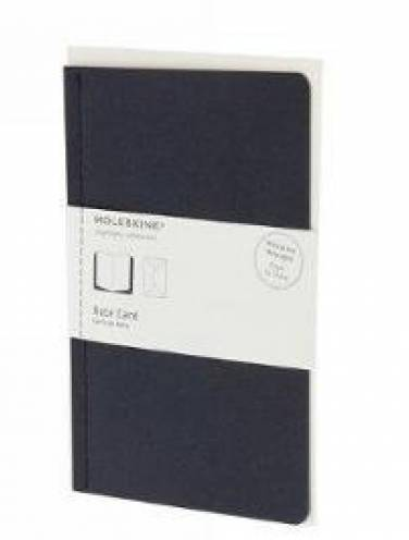 image of Pocket Navy Blue Note Card