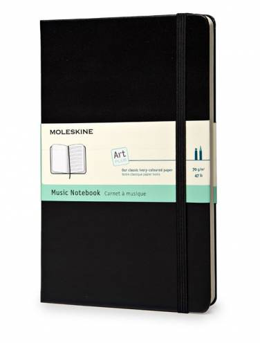 image of Music Notebook Pocket