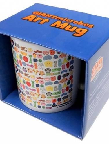 image of Giant Microbes Art Mug