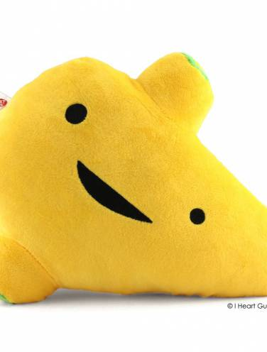 image of Large Liver Plush  Im A Liver Not A Fighter  Iv460