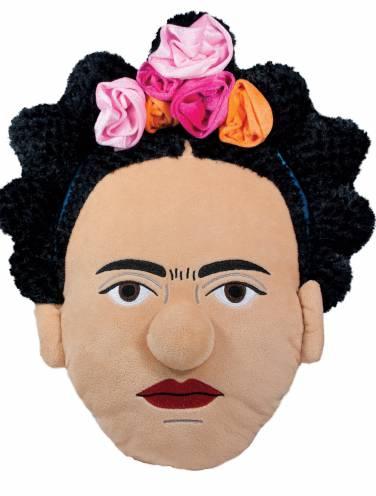 image of Frida Kahlo Stuffed Portrait