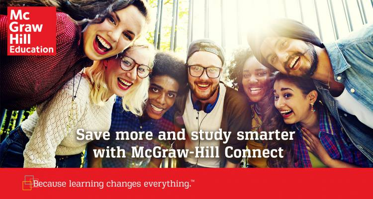 McGraw Hill Back to school