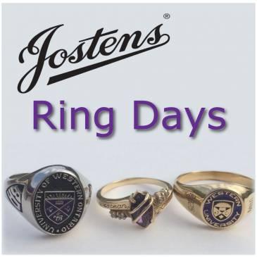 Jostens Ring Days