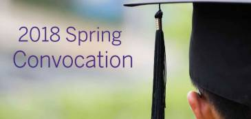 Spring Convocation